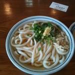 上野製麺所 - かけ(そのまま) 大