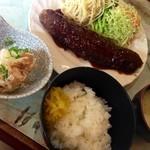 喫茶じゅん - ハンバーグセット700円