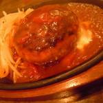 ぶどう亭 - チーズinハンバーグセット♪900円