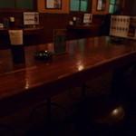 サントリーショットバー イチキュウニイサン - テーブル席♪