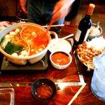 道 - 中国の新作試作鍋です。濃厚なダシなのですが非常に口当たりは輕いです。