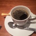 札幌銀鱗 - ホットコーヒーアップ