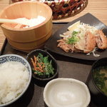 23521033 - 2014-01-07メンチネギ塩焼き定食819円