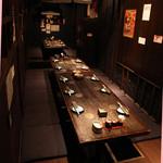 九州 熱中屋 - 落ち着きのある店内はご宴会・飲み会に最適。