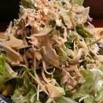 おかめ食堂 - サラダ(大盛)