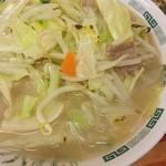 日高屋 - 野菜たっぷりタンメン。