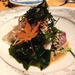 魚あん 三田 - ごま鯖