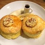 HiDE - リコッタチーズパンケーキ