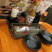 七輪焼肉 安安-カスターセット