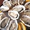 エンガワ - 料理写真:通年ご用意しているフレッシュ生牡蠣
