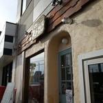 カフェ リーノ - 入口です。