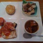 寓 - 料理写真:限定10食のランチプレート