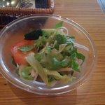 寓 - サラダ