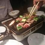 焼肉市場 - 焼き