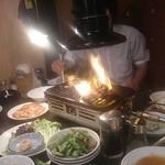 焼肉市場 - ファイヤー