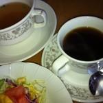 開成館 - 食後のコーヒー(小さめ)