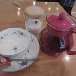 パディントン - 紅茶のストレート