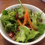 グラン プリエ - ランチのサラダ