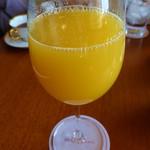アミー - 生絞りのオレンジジュース