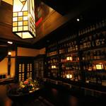 千寿惠 - 内観写真:蔵1Fの大テーブル