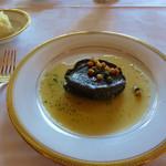 ラ・メール ザ クラシック - 黒あわびのステーキ