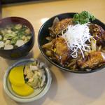浜寿し - 牡蠣カバ丼