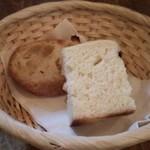 23538638 - パン(lunch)おかわりできます