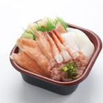 海鮮丼のどんぶりこ - どんぶりこ丼シャリ大盛りサービスです♪