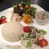 比奈カフェ - 料理写真:今月の1プレート。月替わりのプレートです。