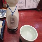 逸品亭 竜宮郷 - 長岡の酒 景虎 390円