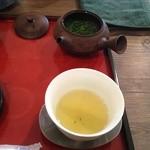 ターメリー - 一杯目の天竜茶  香り良し、味良し(〃艸〃)