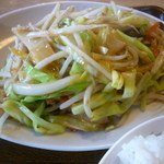 生香楼 - 肉野菜炒め