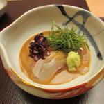 青山 仁 - 鯛茶漬け