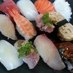 満海寿司 - うれしい12貫♡