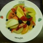 果実園 - フルーツサラダ(上)