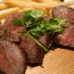 イタリアン&肉バル 北の国バル - サーロイングリルUP