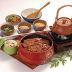 和食処 まさご - 料理写真:ひつまぶし御膳