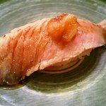 元祖廻る元禄寿司 - 豚トロ