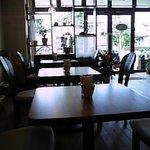cafe Sawala - 席はこんな感じです。