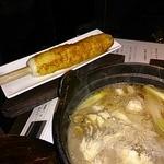 秋田きりたんぽ屋 - マタギのきりたんぽ鍋