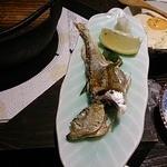 秋田きりたんぽ屋 - ハタハタの塩焼き