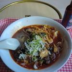 瑞鳳 - 料理写真:ジョロキア蒙古湯麺 880円