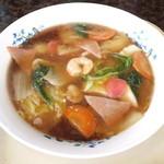 23553684 - 広東麺 700円 【 2014年1月 】