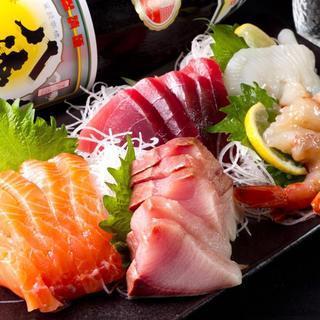 見目も鮮やか!小田原直送の新鮮鮮魚をたっぷり堪能しよう★