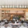 アマルフィイ カフェ - 外観写真:温かい日にはテラス席を!!冬季はストーブ完備です。