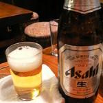 横浜すきずき - 瓶ビール