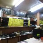 飯田屋 - 昭和の雰囲気