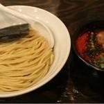 札幌 Fuji屋 - #009 @つけソバ辛化(並盛り/麺250g)2倍830円