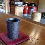 玄米庵 - お茶