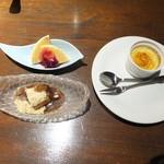 和食 懐石 京-miyako- - デザート
